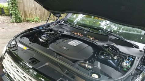 Td6 Land Rover Diesel engine