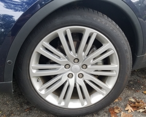 land rover 21 inch goodyear tire