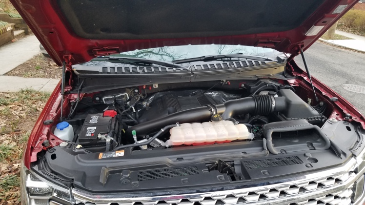Ford Expedition 3.5 ecoboost 6-cyl engine