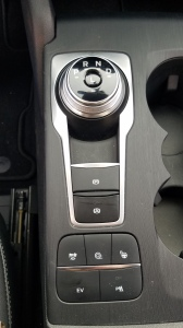 2020 Ford Escape Transmission Selector