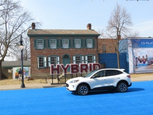 2020 Ford Escape Hybrid at Heinz House Greenfield Village MI