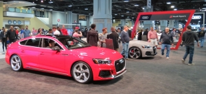 Audi at the 2019 Washington Auto Show