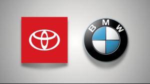 BMW Toyota Logos
