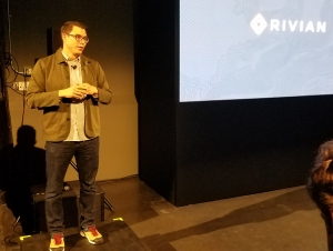 Rivian and Founder NYC