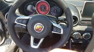 Abarth Steering Wheel