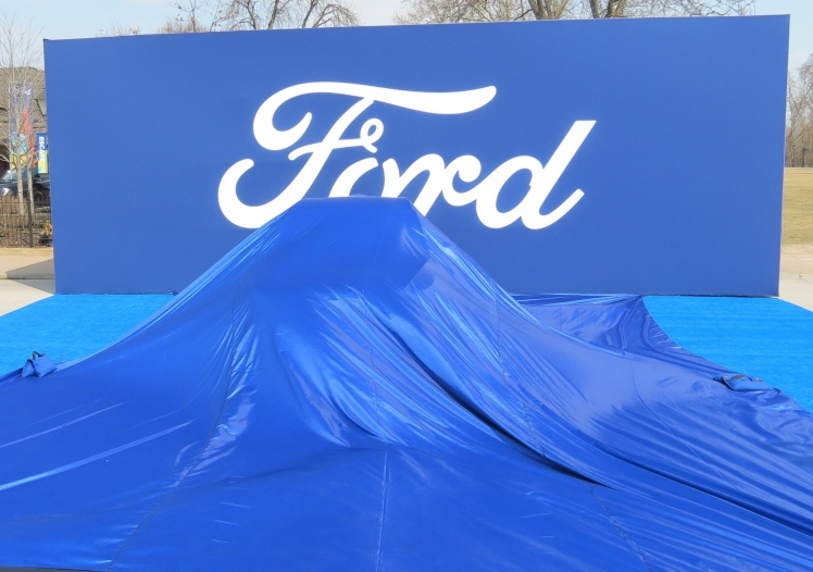 Ford Underwraps
