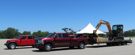 Ram Truck Towing Case Equipment