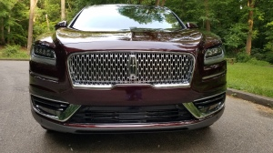2019 Lincoln Natiulus Grill