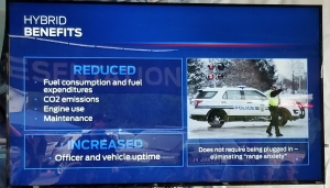 Ford Interceptor Utility Benefits