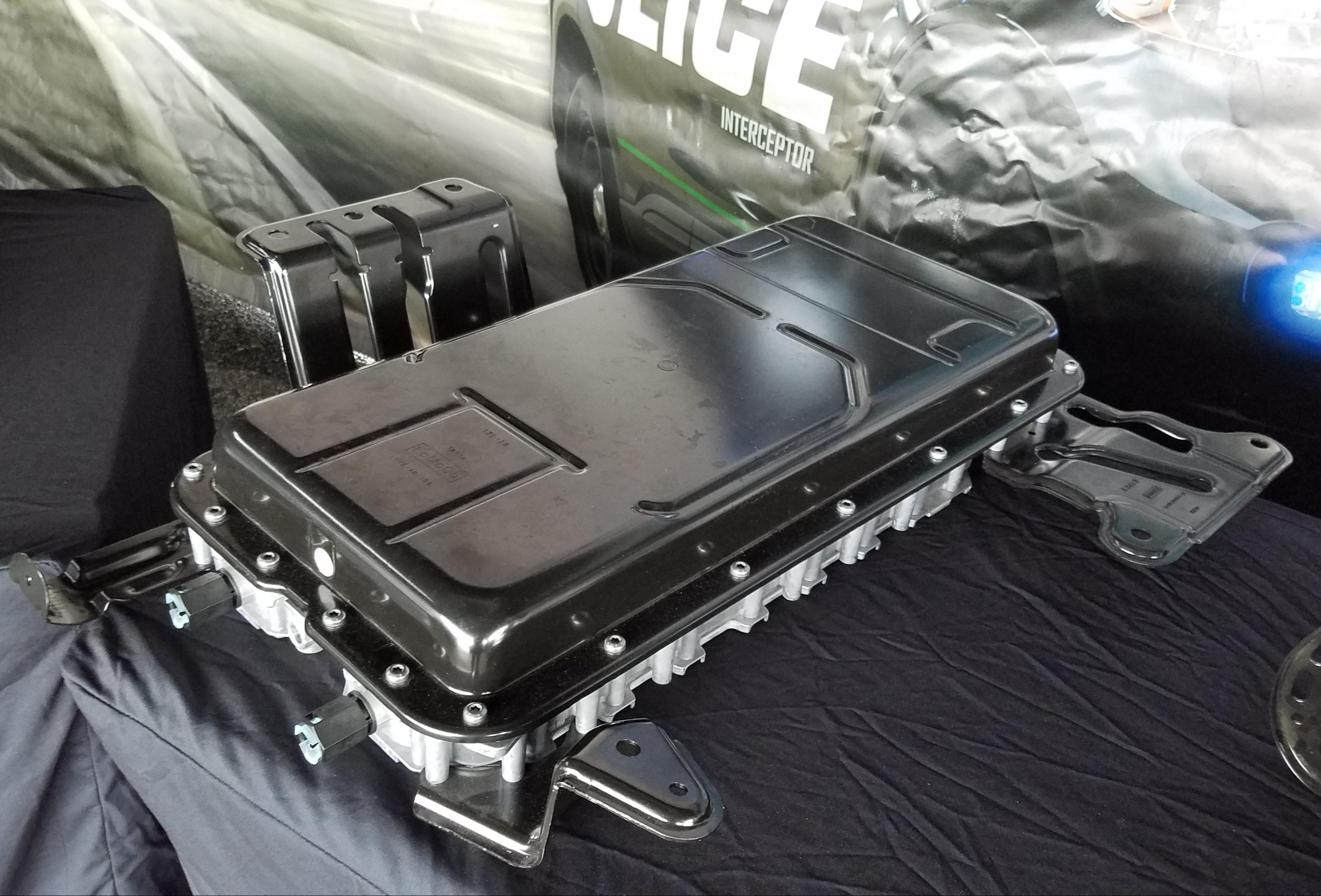 2020 Ford Explorer Hybrid Battery