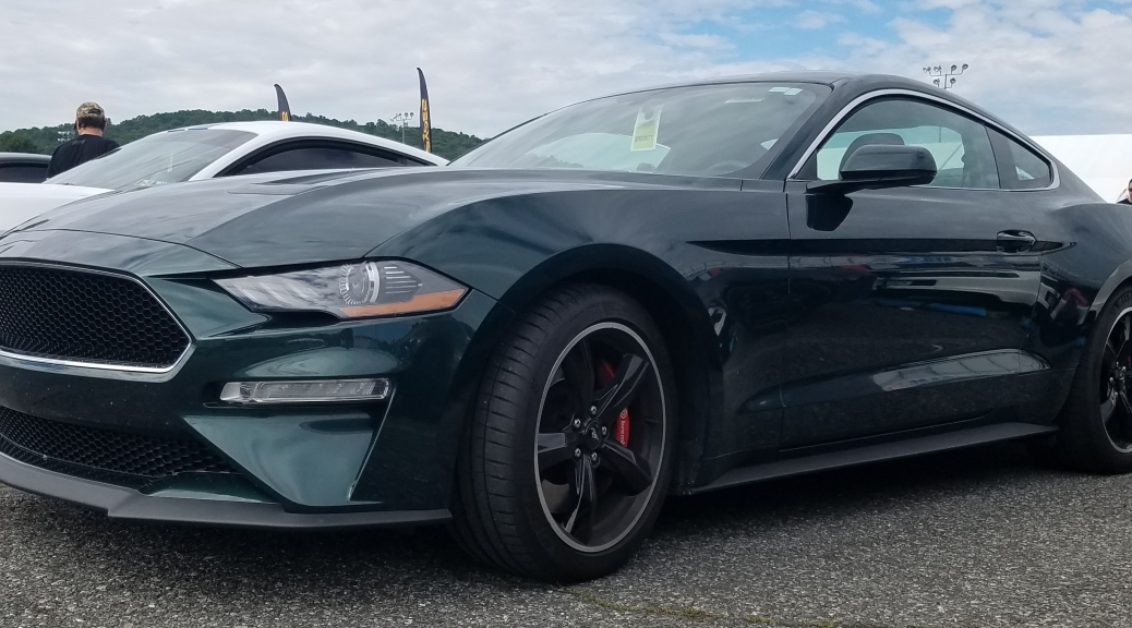 Ford Mustang Bullitt MP002 at the AM2019 Show