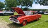 1960 Ford Mustang 4 door sedan