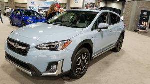 Subaru Crosstrek PHEV at the Washington DC Auto Show