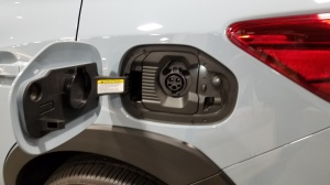 Subaru Crosstrek PlugIn Port
