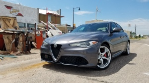 2018 Alfa Romeo Giulia in Pine Bluffs Wyoming