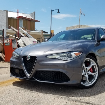 2018 Alfa Romeo Giulia in Pine Bluffs Wyoming