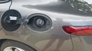 Alfa Romeo Giulia Fuel Filler