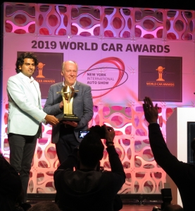 IMG_2570Ian Callum accepts 2019 World Car Award for Jaguar I Pace