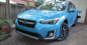 Subaru Crosstrek PHEV Plugged IN