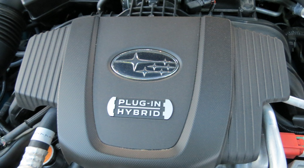 Subaru Crosstrek PHEV Engine Cover