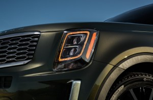 2020 Telluride Left Front Light