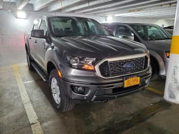 Avis Budget Rantal Car Ford Ranger XLT 2019