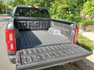 2019 Ford Ranger XLT 5 Foot Pickup Bed