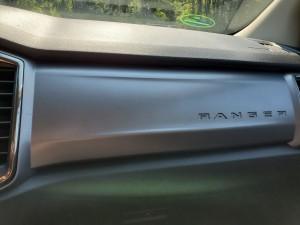 2019 Ford Ranger Right Dash