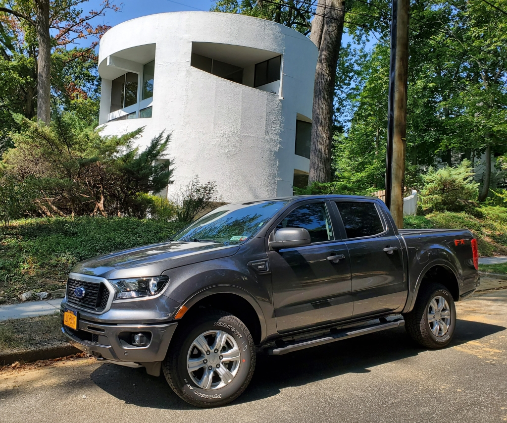 2019 Ford Ranger at International Modern House