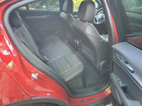 Alfa Romeo Stelvio Right Rear Door