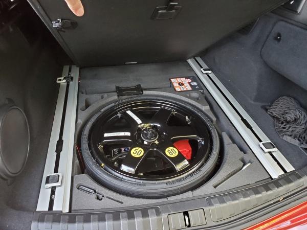 Alfa Romeo Optional Spare Tire