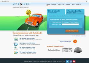 autoslash website