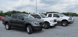 Ford Ranger with other Ford F Series Pickups