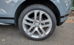 2020 Range Rover Evoque Tire Wheel