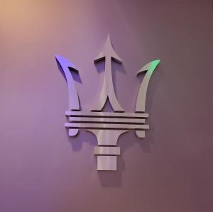 Maserati Trident Logo