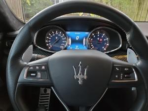 Maserati Quattroporte Guage Cluster