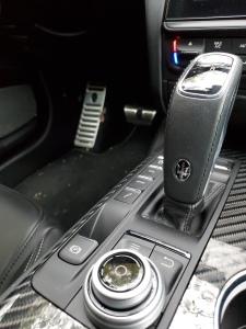 Maserati Electronic Gear Shift