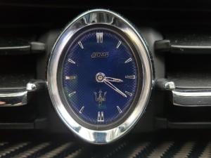 Maserati Quattroporte Analog Clock