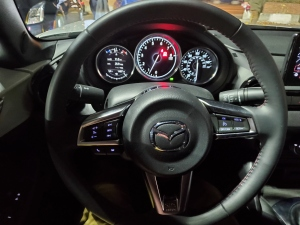 Mazda MX5 Miata Dash