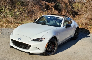 2019 Mazda MX5 Miata RF Top Off