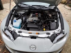 Mazda MX5 Miata Engine Bay