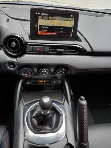 Mazda MX5 Miata Center Console