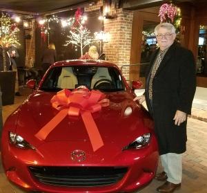 William West Hopper and the Mazda MX5 Miata RF