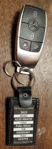 Mercedes Benz A220 Key Fob
