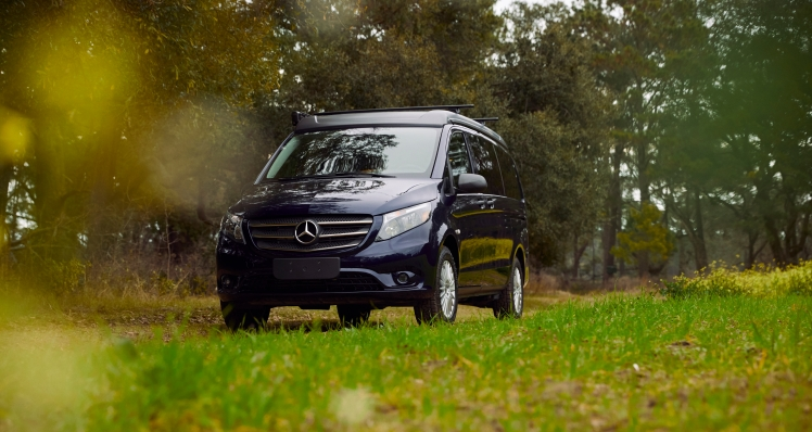 2020 Mercedes-Benz Metris Weekender Van