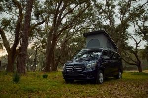 2020 Metris Weekender Pop Up Camper Van