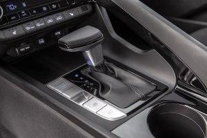 2021 Hyundai Elantra Gear Selector