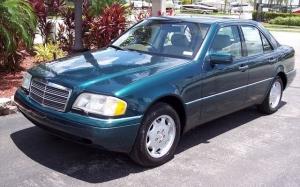 1997 Mercedes-Benz W202 C280