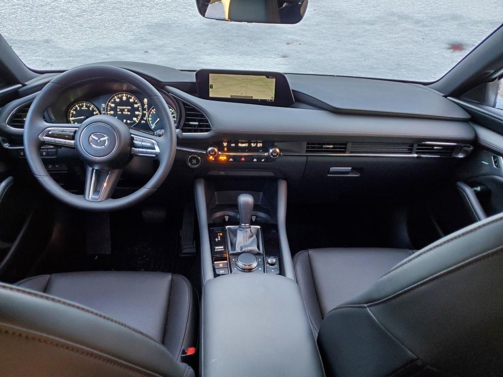 2021 Mazda3 Dash