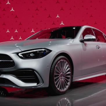 The 2022 Mercedes-Benz C-Class
